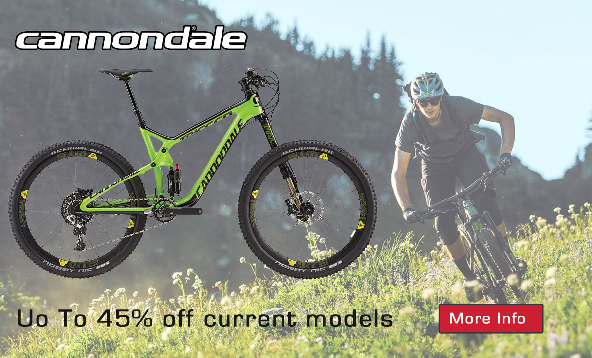 Cheap Cannondale Full Suspension