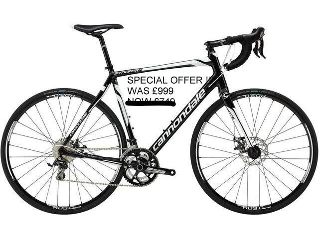 CANNONDALE Synapse 5 105 Disc C click to zoom image