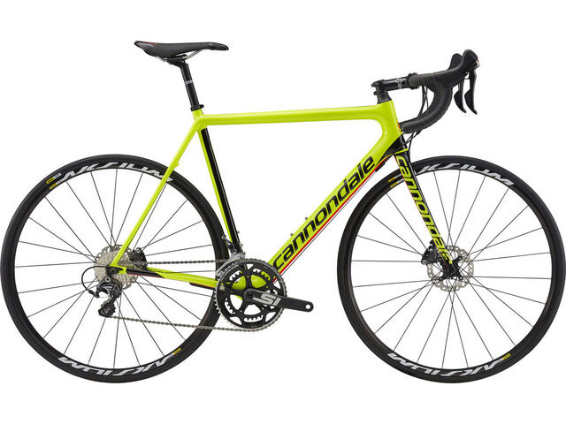 CANNONDALE SuperSix EVO Disc Ultegra EX DEMO click to zoom image
