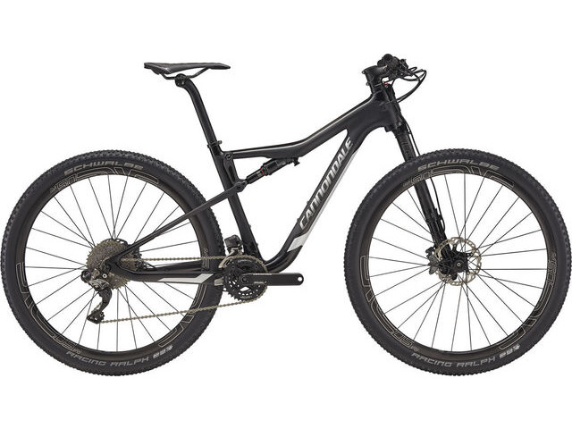 CANNONDALE Scalpel-Si Black Inc. EX DEMO click to zoom image