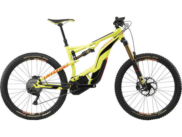 CANNONDALE Moterra LT 1 EX DEMO click to zoom image