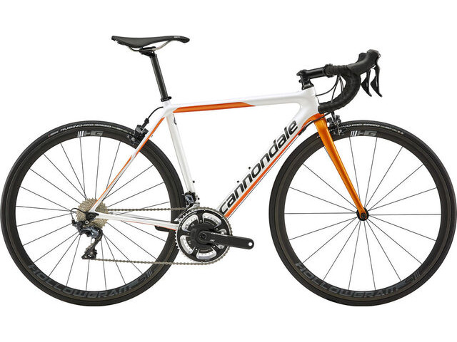 CANNONDALE S6 EVO Carbon Ultegra Race Women's click to zoom image