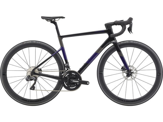 CANNONDALE SuperSix EVO Carbon Disc Women's Ultegra Di2 click to zoom image