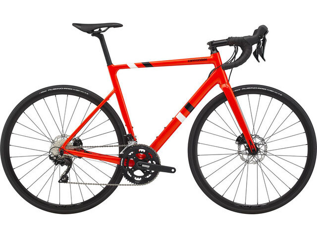 CANNONDALE CAAD13 Disc 105 Acid Red click to zoom image