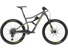 CANNONDALE Trigger 2 demo